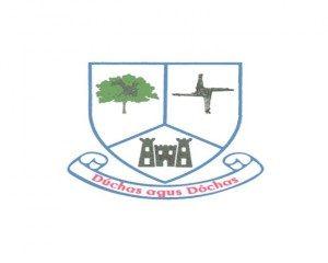 School Crest: Designed by Caroline Morrissey in 1999